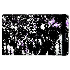 Little Bit Of Purple Apple Ipad 2 Flip Case by Valentinaart