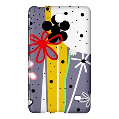 Flowers Samsung Galaxy Tab 4 (7 ) Hardshell Case  by Valentinaart