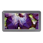Purple Abstract Geometric Dream Memory Card Reader (Mini) Front