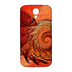 Nautilus Shell Abstract Fractal Samsung Galaxy S4 I9500/i9505  Hardshell Back Case by designworld65