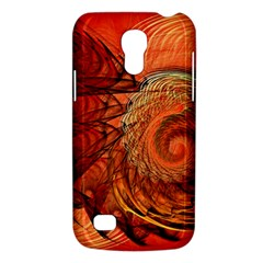 Nautilus Shell Abstract Fractal Galaxy S4 Mini by designworld65