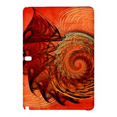 Nautilus Shell Abstract Fractal Samsung Galaxy Tab Pro 10 1 Hardshell Case by designworld65