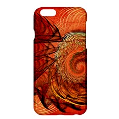 Nautilus Shell Abstract Fractal Apple Iphone 6 Plus/6s Plus Hardshell Case by designworld65