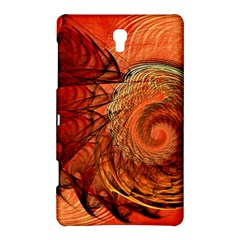 Nautilus Shell Abstract Fractal Samsung Galaxy Tab S (8 4 ) Hardshell Case  by designworld65