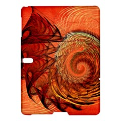 Nautilus Shell Abstract Fractal Samsung Galaxy Tab S (10 5 ) Hardshell Case  by designworld65