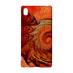 Nautilus Shell Abstract Fractal Sony Xperia Z3+ by designworld65