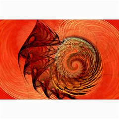Nautilus Shell Abstract Fractal Collage Prints by designworld65