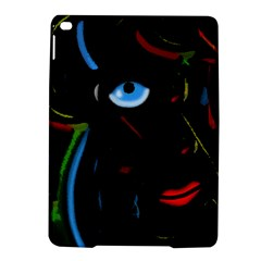 Black Magic Woman Ipad Air 2 Hardshell Cases by Valentinaart