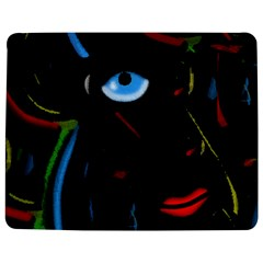 Black Magic Woman Jigsaw Puzzle Photo Stand (rectangular) by Valentinaart