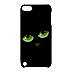Halloween   Back Cat Apple Ipod Touch 5 Hardshell Case With Stand by Valentinaart