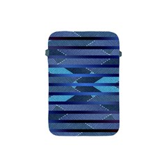 Abric Texture Alternate Direction Apple Ipad Mini Protective Soft Cases