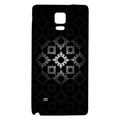 Antique Backdrop Background Baroque Galaxy Note 4 Back Case by AnjaniArt
