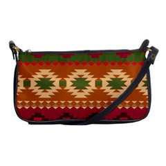 Background Plot Fashion Shoulder Clutch Bags by AnjaniArt