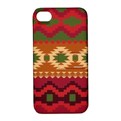 Background Plot Fashion Apple Iphone 4/4s Hardshell Case With Stand