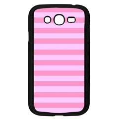 Fabric Baby Pink Shades Pale Samsung Galaxy Grand Duos I9082 Case (black)