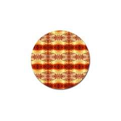 Fabric Design Pattern Color Golf Ball Marker (10 Pack)