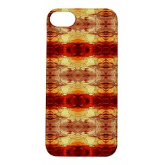 Fabric Design Pattern Color Apple Iphone 5s/ Se Hardshell Case