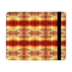 Fabric Design Pattern Color Samsung Galaxy Tab Pro 8 4  Flip Case by AnjaniArt