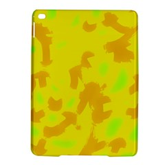 Simple Yellow Ipad Air 2 Hardshell Cases