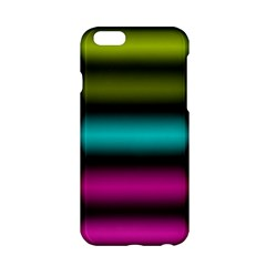 Dark Green Mint Blue Lilac Soft Gradient Apple Iphone 6/6s Hardshell Case by designworld65