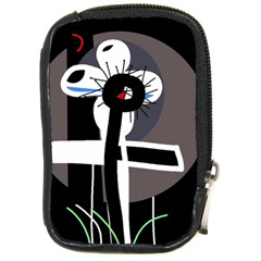 Dark Compact Camera Cases by Valentinaart