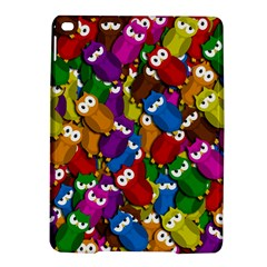 Cute Owls Mess Ipad Air 2 Hardshell Cases by Valentinaart