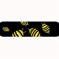 Decorative Bees Large Bar Mats by Valentinaart