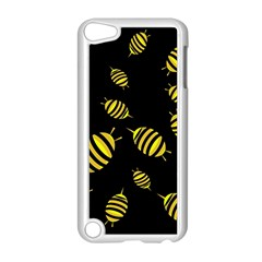 Decorative Bees Apple Ipod Touch 5 Case (white) by Valentinaart