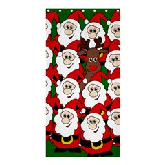 Did You See Rudolph? Shower Curtain 36  X 72  (stall)