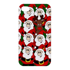 Did You See Rudolph? Apple Iphone 4/4s Premium Hardshell Case