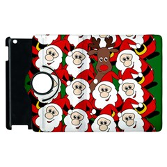 Did You See Rudolph? Apple Ipad 2 Flip 360 Case by Valentinaart