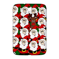 Did You See Rudolph? Samsung Galaxy Note 8 0 N5100 Hardshell Case  by Valentinaart