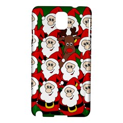Did You See Rudolph? Samsung Galaxy Note 3 N9005 Hardshell Case by Valentinaart