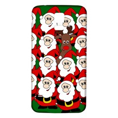 Did You See Rudolph? Samsung Galaxy S5 Back Case (white)