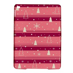Pink Xmas Ipad Air 2 Hardshell Cases by Valentinaart