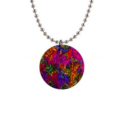 Hot Liquid Abstract B  Button Necklaces