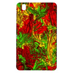 Hot Liquid Abstract C Samsung Galaxy Tab Pro 8 4 Hardshell Case by MoreColorsinLife