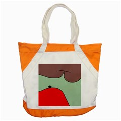 Nature Accent Tote Bag by Valentinaart