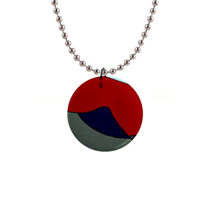 Decorative design Button Necklaces