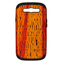 Clothing (20)6k,kg Samsung Galaxy S Iii Hardshell Case (pc+silicone) by MRTACPANS