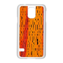 Clothing (20)6k,kg Samsung Galaxy S5 Case (white) by MRTACPANS