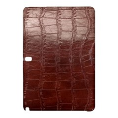 Leather Snake Skin Texture Samsung Galaxy Tab Pro 12 2 Hardshell Case