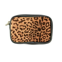Leopard Print Animal Print Backdrop Coin Purse by AnjaniArt