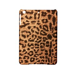 Leopard Print Animal Print Backdrop Ipad Mini 2 Hardshell Cases by AnjaniArt