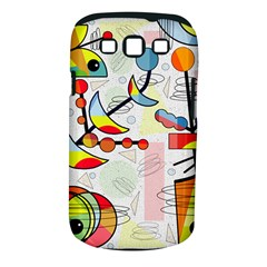 Happy Day Samsung Galaxy S Iii Classic Hardshell Case (pc+silicone) by Valentinaart