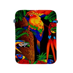Parrots Aras Lori Parakeet Birds Apple Ipad 2/3/4 Protective Soft Cases