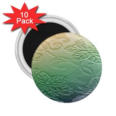 Plants Nature Botanical Botany 2 25  Magnets (10 Pack)