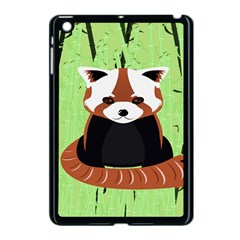 Red Panda Bamboo Firefox Animal Apple Ipad Mini Case (black)