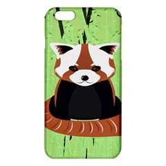 Red Panda Bamboo Firefox Animal Iphone 6 Plus/6s Plus Tpu Case