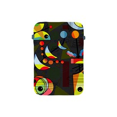 Happy Day 2 Apple Ipad Mini Protective Soft Cases by Valentinaart